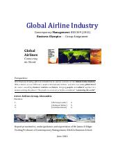 GLOBAL Airline Industry - BUS 509 (JDE research-draft-frontispiece).pdf