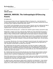 Green_AnthropologyOfDressingRooms