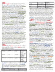 Cheat Sheet Test 1