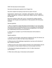 worksheet, chapters 1- 6