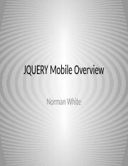 JQUERY+Mobile+Overview.pptx