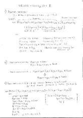 Study Set 1 Solutions Fall 2014
