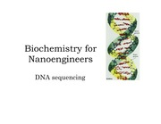11 233 Chapter 6.1 DNA sequencing