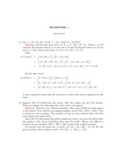 Homework 1-Solutions copy