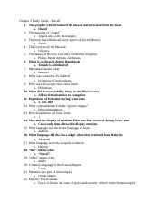 Ch. 2 Test Study Guide