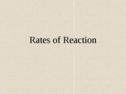 rates-reaction