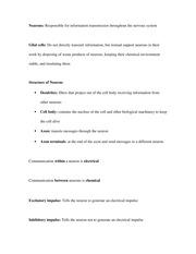 brain behavior study guide Study guide for bob garrett's brain & behavior: an introduction to biological psychology by bob garrett, sheila steiner (prepared for publication by) starting at.