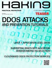 Hakin9_Practical Protection - DDOS Attacks and Prevention 2014.pdf
