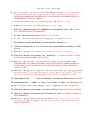 United States History 1301 Quiz 6 review