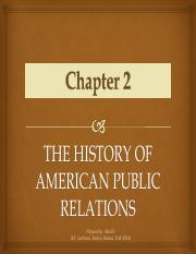 2.0 The History of American PRs_Mie