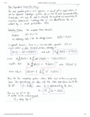 Time Dependent Perturbation Theory Notes