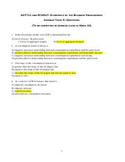 Seminar Topic 9 (for Week 10) Questions.docx