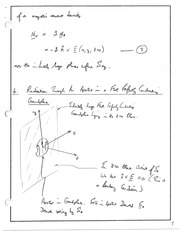 CHE 150 Radiation - Perfectly Conducting Groundplane Notes