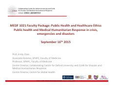 Lecture 2 Public health and Medical Humanitarian Response in crisis.pdf