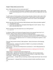 BMB251 Chapter5 and 6 study guide.docx