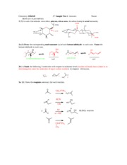 Answers 2nd Sample Test 1 FieldGuide 2 2013