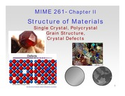 Lecture 6 grain structure&defect new