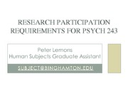 Research Participation Requirements 243_03sep2012