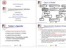 Lecture 5 Requirement Analysis-print