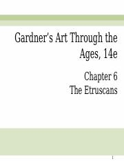 unit9 CHAPTER 6 THE ETRUSCANS.ppt