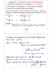 L22-Law of Large Numbers and Central Limit Theorem.pdf