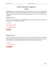 GE 348 - Assignment 1 - Solution.pdf