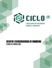 [Plano de marketing] - Desafio coordenadoria de branding - Ciclo Jr.pdf
