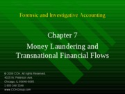 4Ed_CCH_Forensic_Investigative_Accounting_Ch07