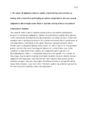 animal physiology essay