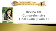 Exam 4 Review (1)