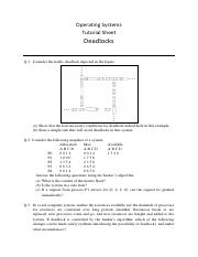 tutorial - Deadlock.pdf