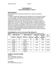 chem 151 lab 15 1 chemistry 151 lab (section d02/d05) general chemistry i lab fall 2015 lab description: chm 151- general chemistry i lab emphasis is placed on laboratory experiences that enhance the materials presented in chm 151.