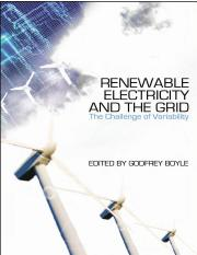 Renewable Electricity and the Grid - The Challenge of Variability (2009).pdf