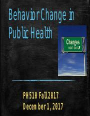 PH510 fall 17 Individual Behavior Change Dec 1.pptx