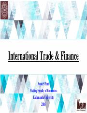 Unit 8 International trade and finance.pptx