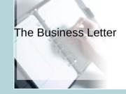 The_Business_Letter