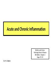 Chapter 2- Acute and Chronic Inflammation.pptx