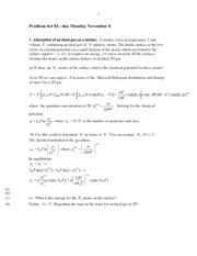 PHYS 403 Problem 4 Solutions