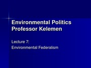 lecture 7 federalism