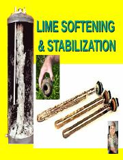 Lime Softening.ppt