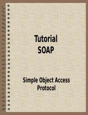 TutorialSOAP