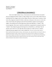 Rebel without cause essay