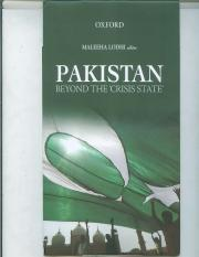 pakistan beyond the crisis state by maleeha lodhi pdf free download