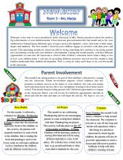 CHFD210_Assignment 4_Engaging Families and the Community_Newsletter PDF.pdf