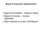 Bank Financial Statements.ppt