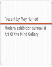 Art Of the Mind - Exhibition (1).ppt
