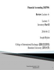 Financial Account (财务会计学)_Lecture #7.pdf