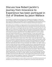 Out Of Shadow Essay.docx