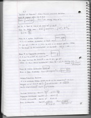 "P.3 ""Section of Formulas"" Mean, Variance, Standard Deviation Notes Page 1"