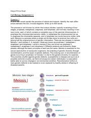H.P.S Cell biology Assignment 4 .pdf